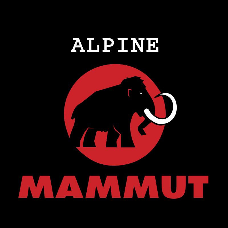 Mammut Alpine vector