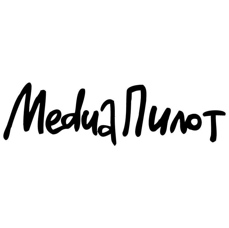 Media Pilot vector