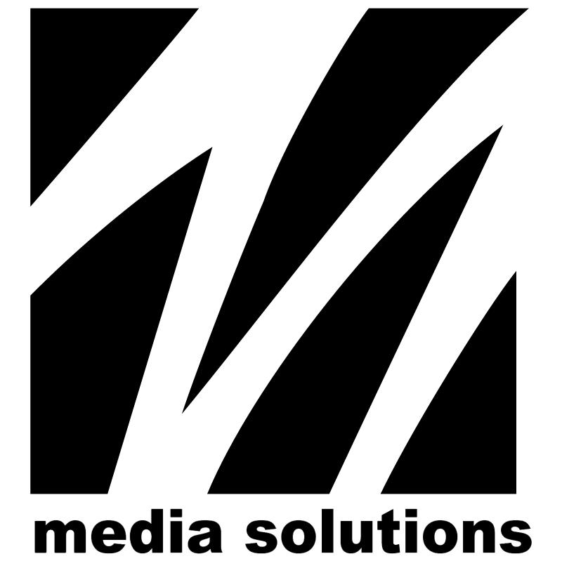 Media Solutions vector