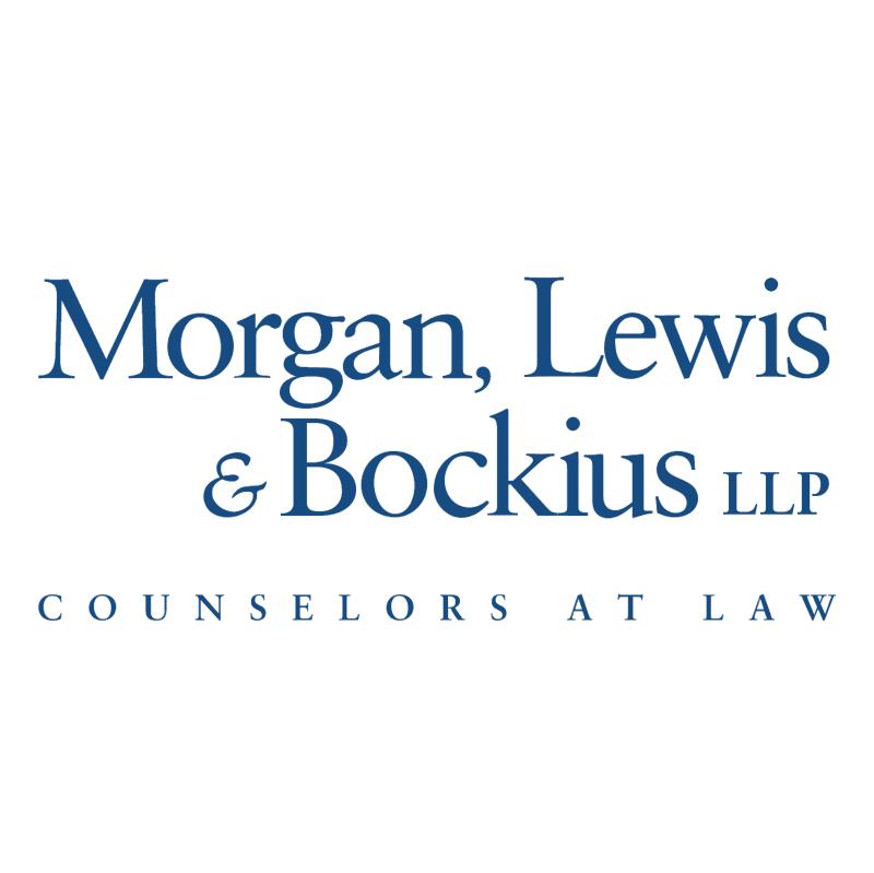 Morgan, Lewis & Bockius vector logo