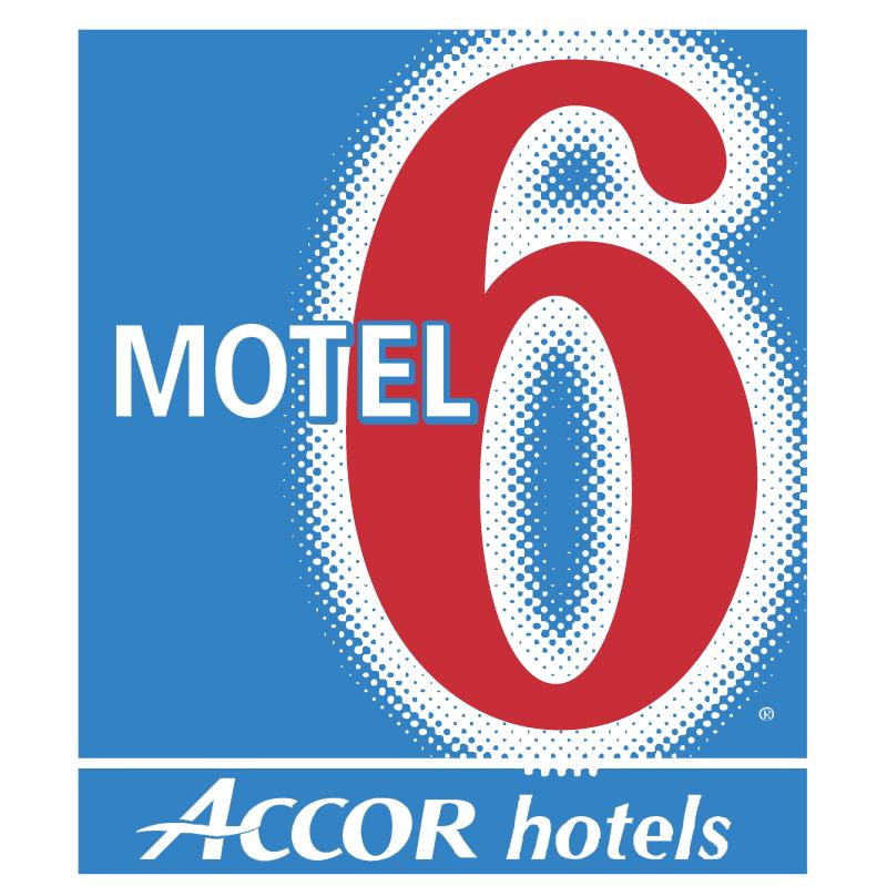 Motel 6 vector logo
