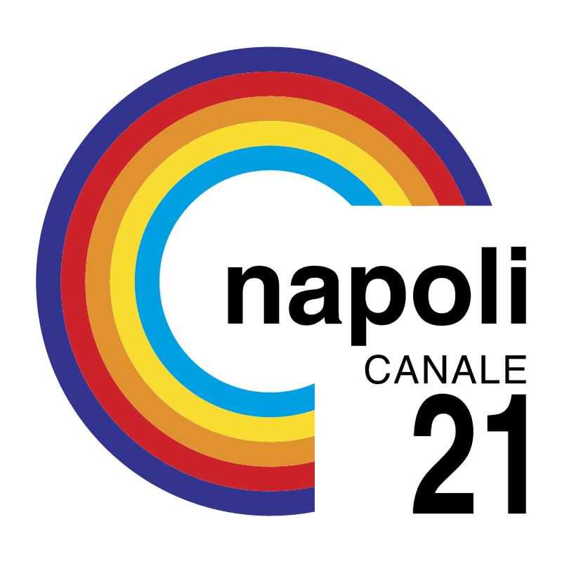 Napoli Canale 21 vector logo