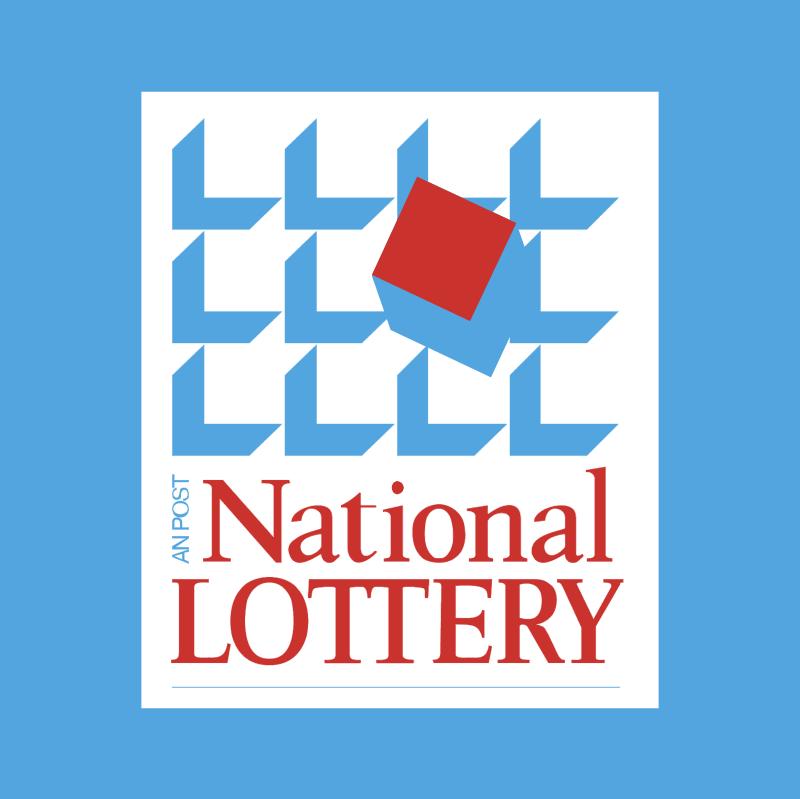 National Lottery vector logo