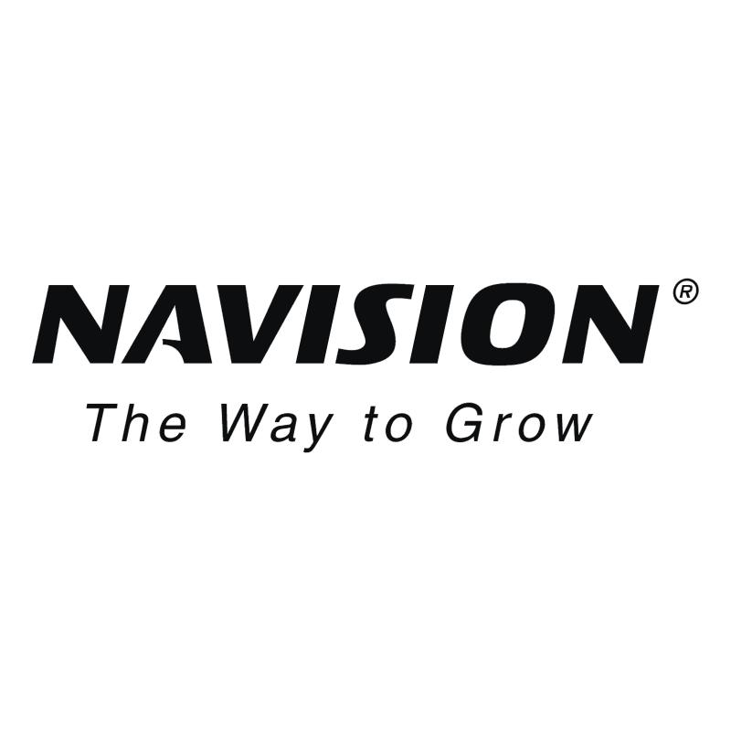 Navision vector logo