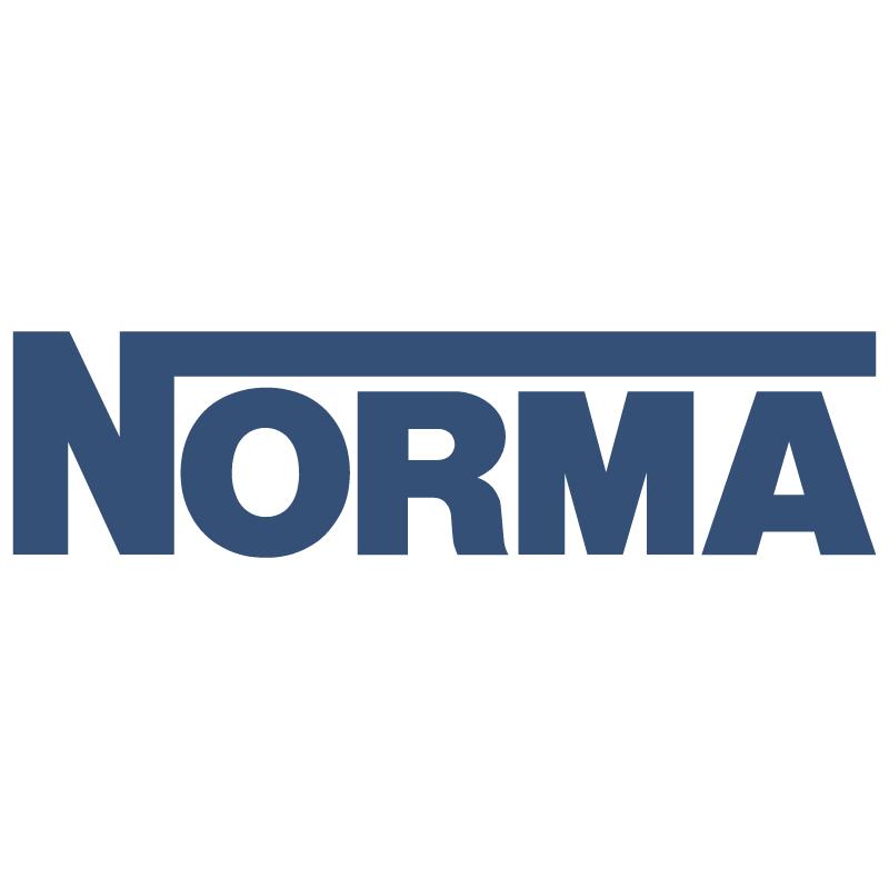 Norma vector logo