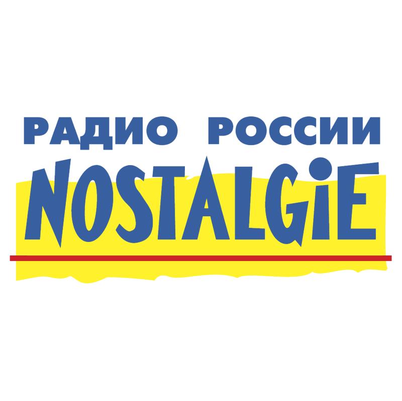 Nostalgie Radio vector