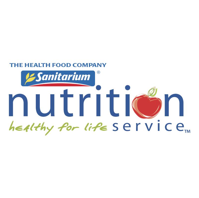 Nutrition Service vector