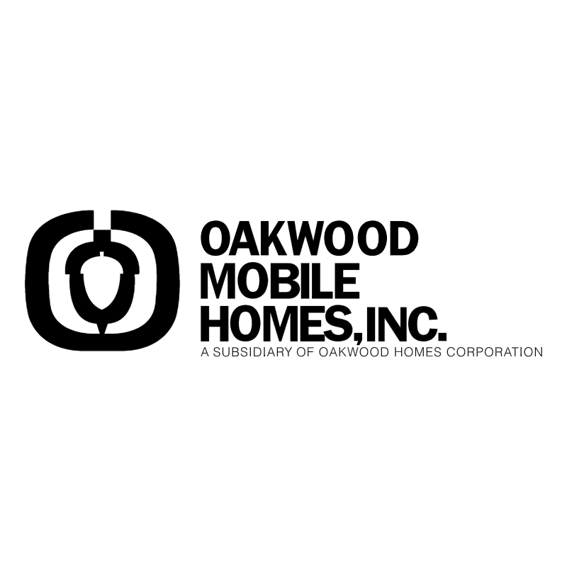 Oakwood Mobile Homes vector