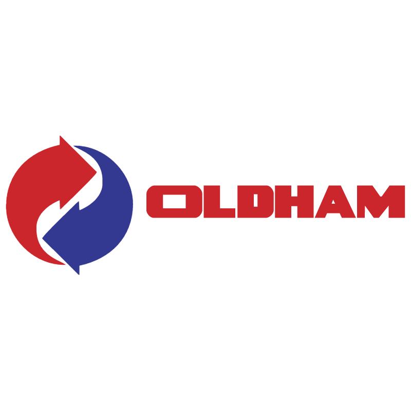 Oldham vector logo