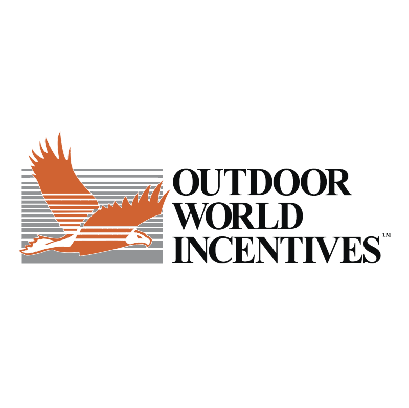 Outdoor World Incentives vector