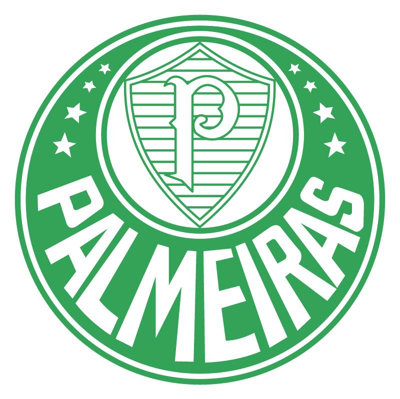 Palmeiras vector