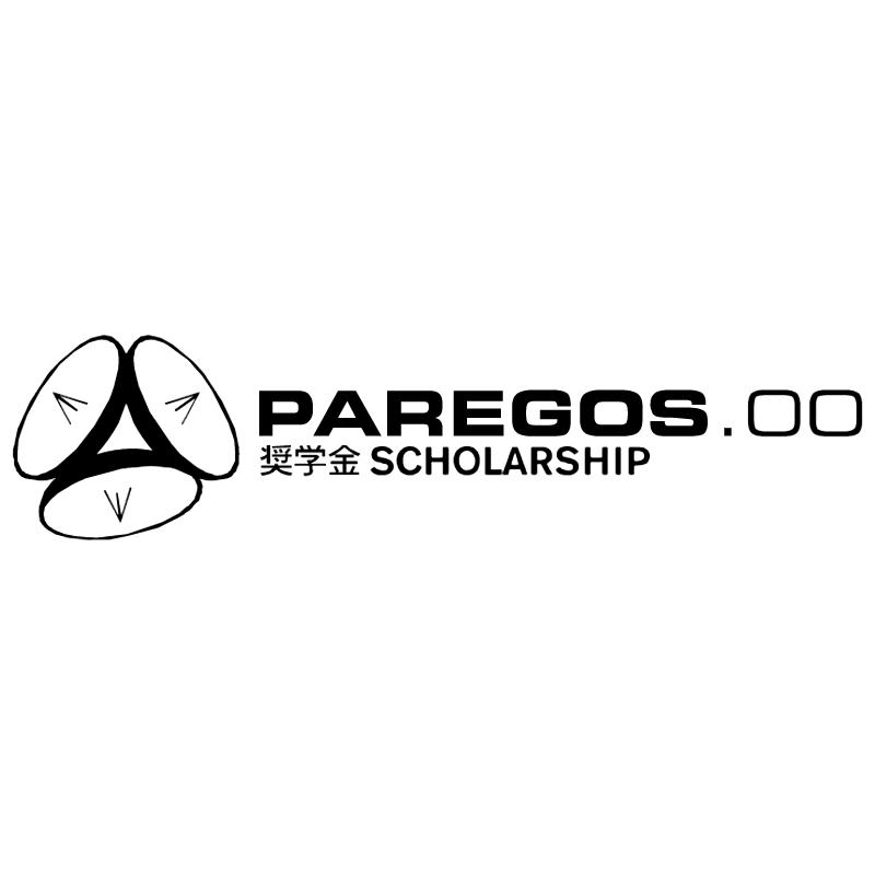 Parefos Scholarship vector