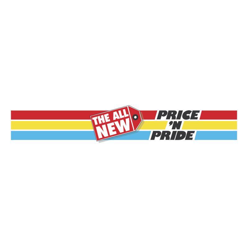 Price 'n Pride vector