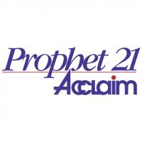 Prophet 21 Acclaim vector