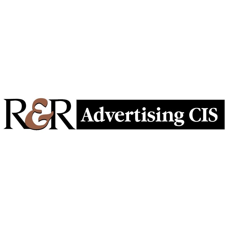 R&R Advertising CIS vector