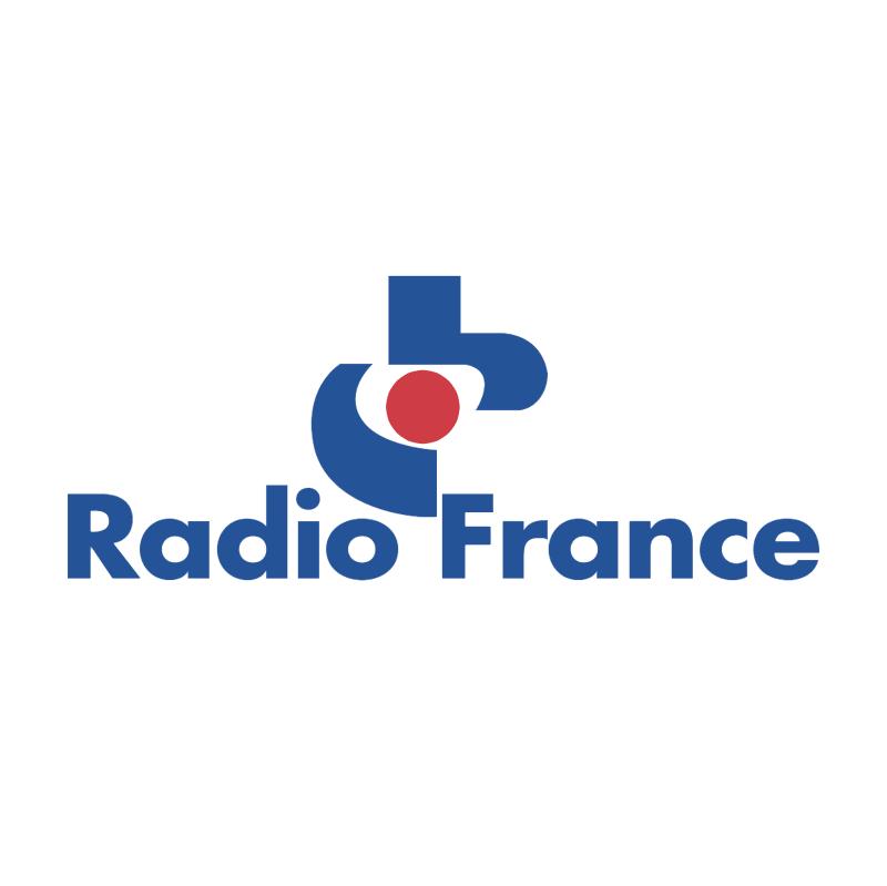 Radio France vector