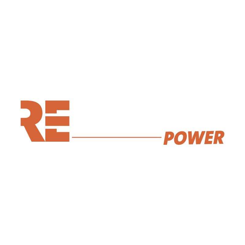 RE Power vector logo
