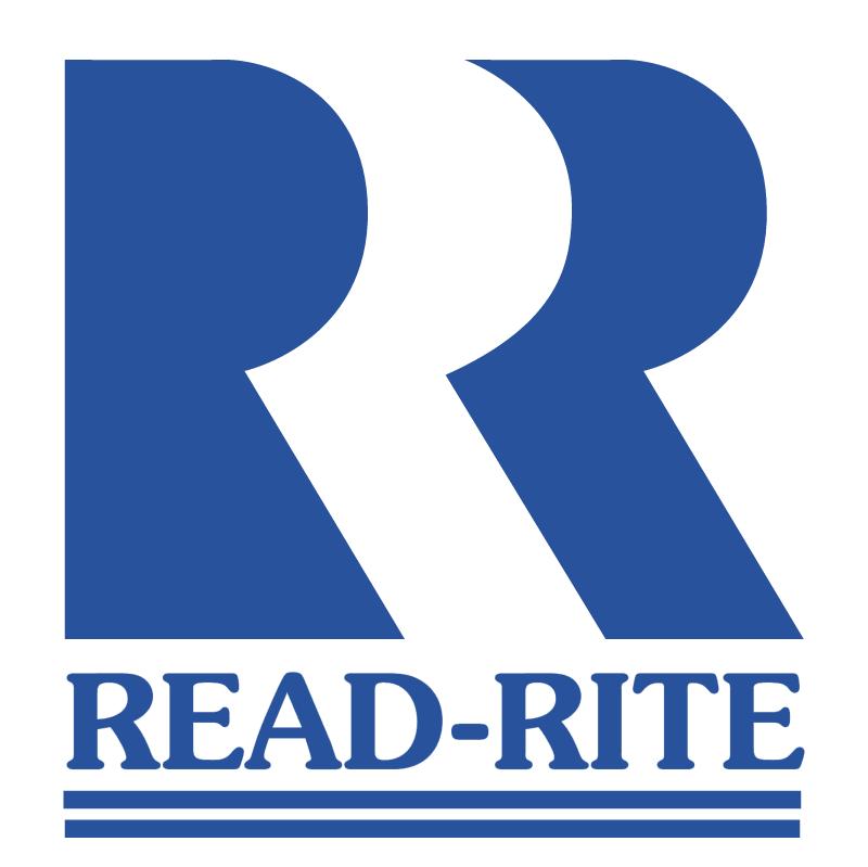 Read Rite vector