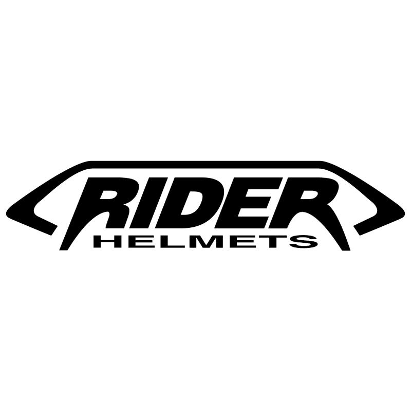 Rider Helmets vector