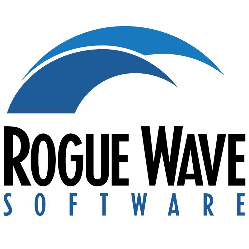 Rogue Wave Software vector logo