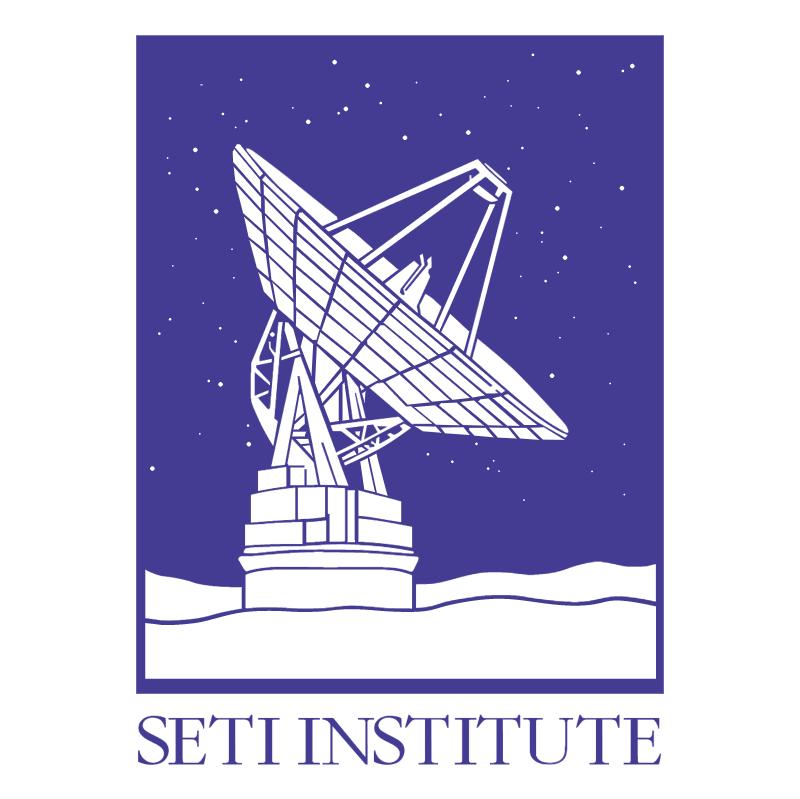SETI institute vector