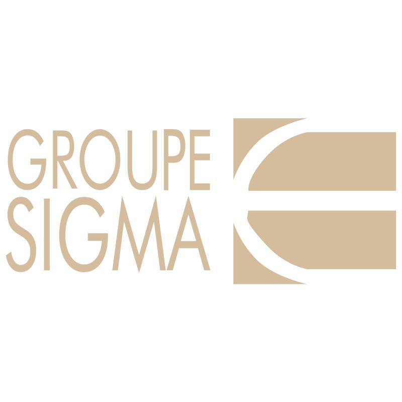 Sigma Groupe vector logo