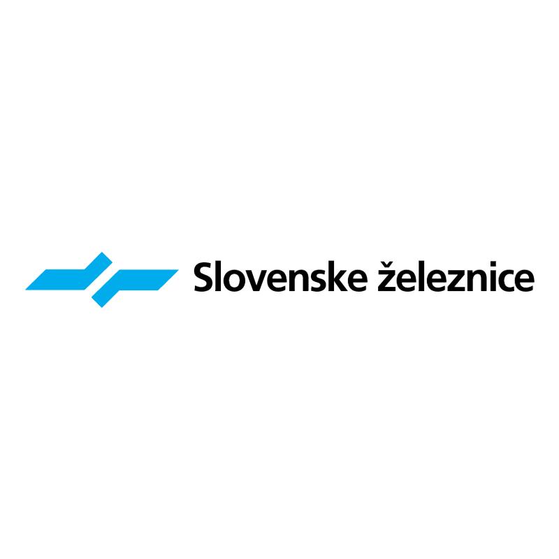 Slovenske Zeleznice vector