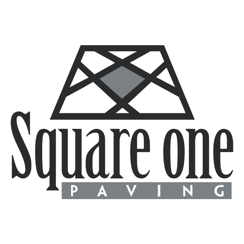 Square One Paving vector