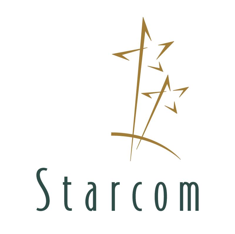 Starcom vector logo