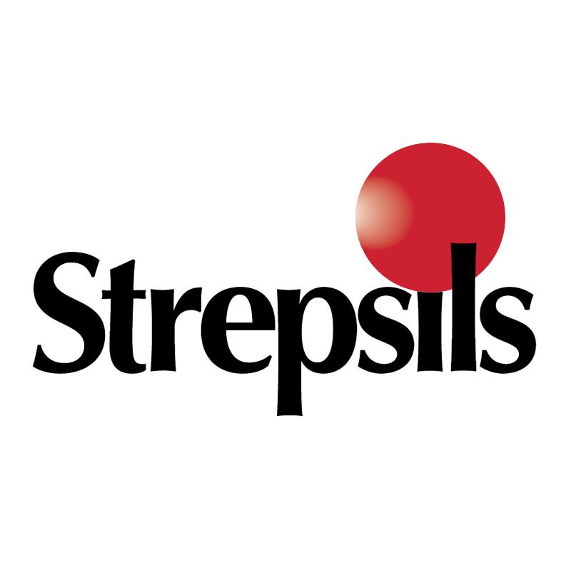 Strepsils vector