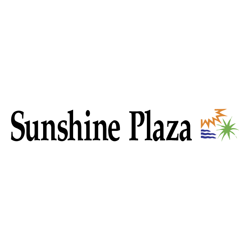 Sunshine Plaza vector