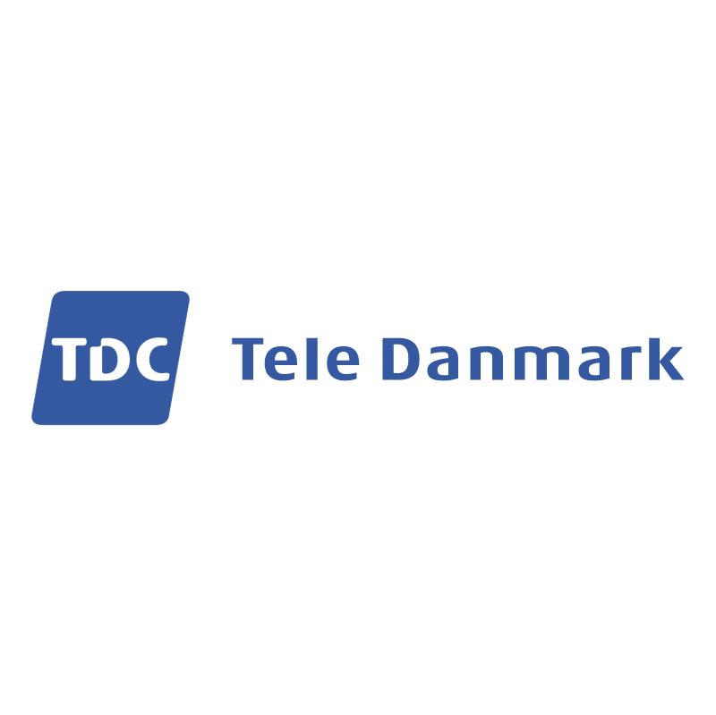 TDC Tele Danmark vector