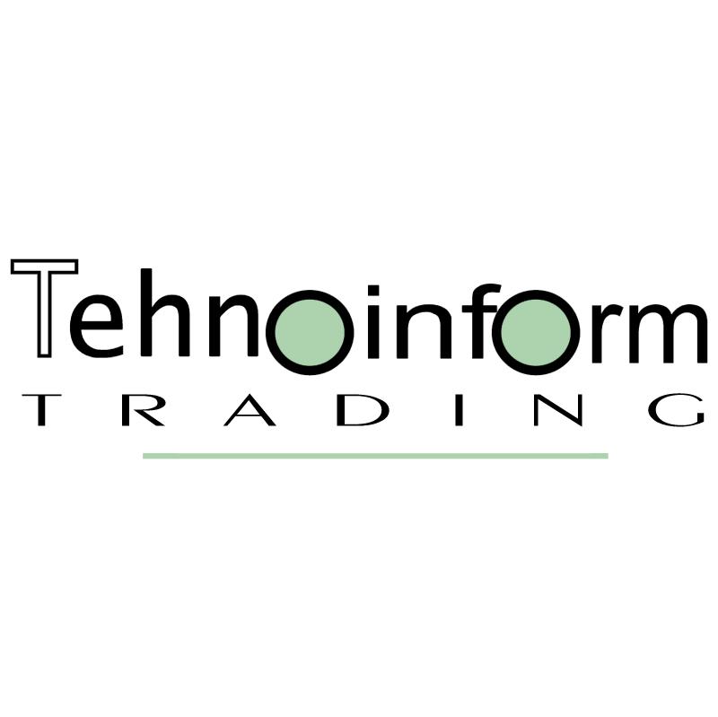TehnoInform Trading vector logo