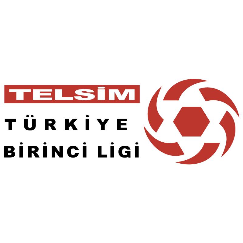 Telsim Turkiye Ligi vector