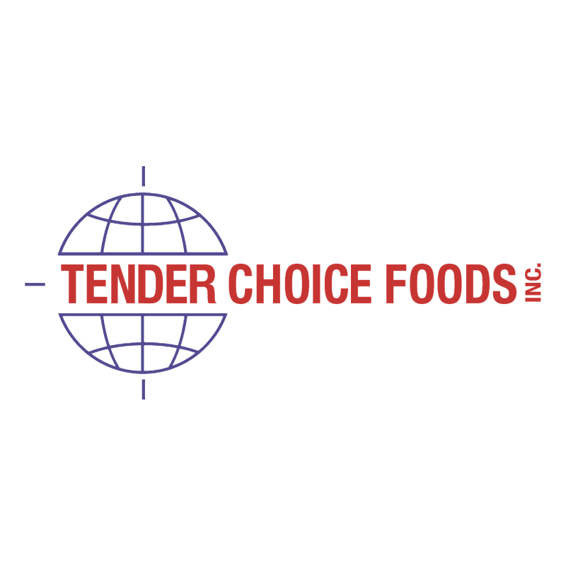 Tender Choice Foods vector