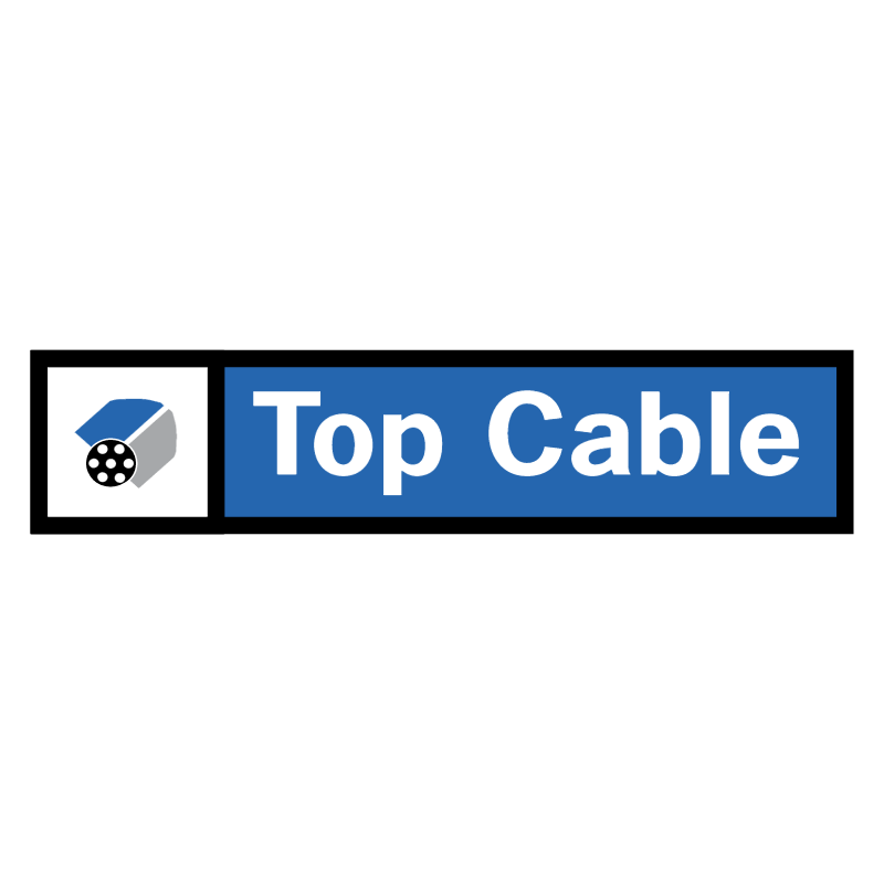 Top Cable vector