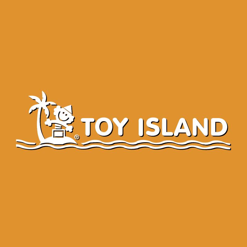 Toy Island vector
