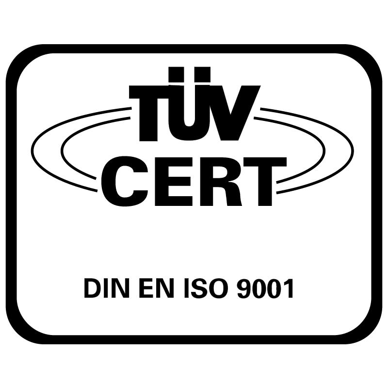 TUV Cert vector