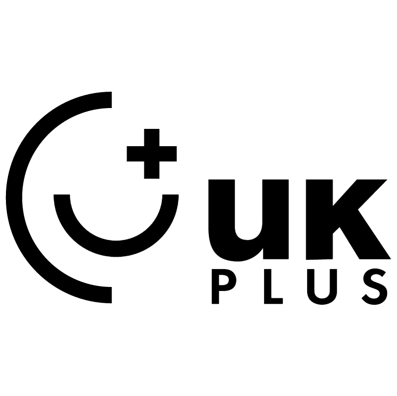 UK Plus vector