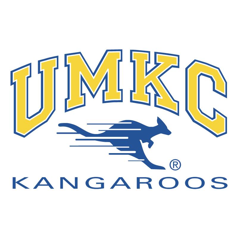 UMKC Kangaroos vector