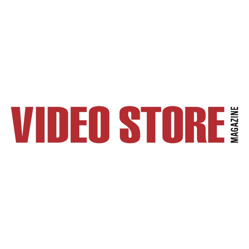 Video Store vector