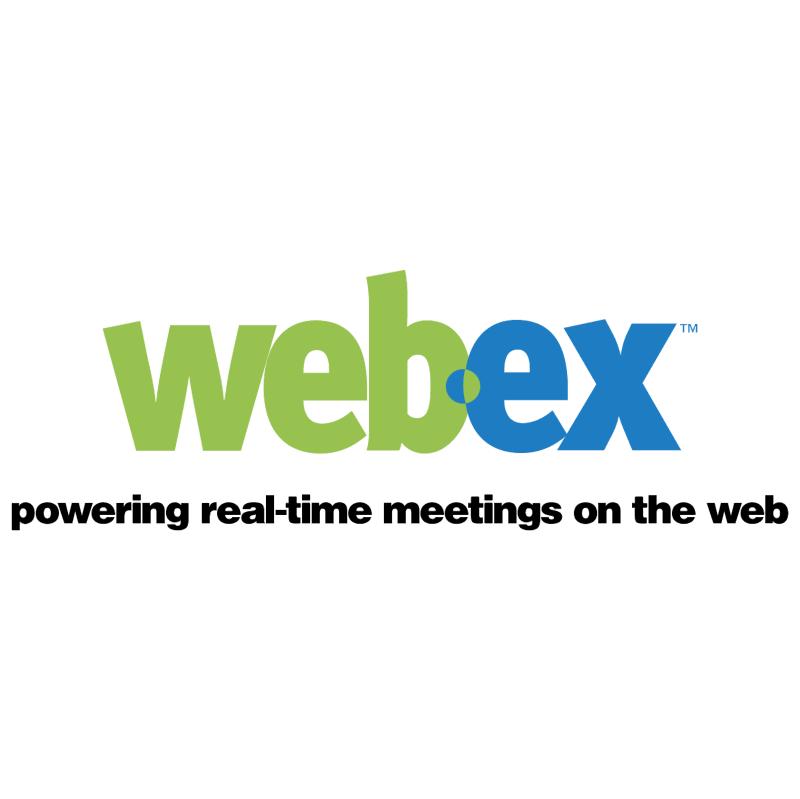 WebEx vector