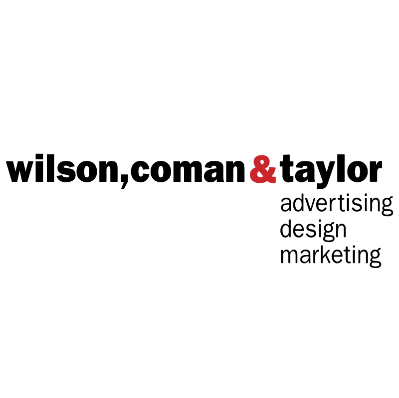 Wilson, Coman & Taylor vector