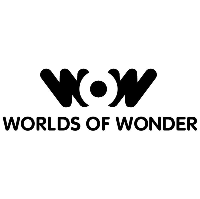 Worlds of Wonder vector