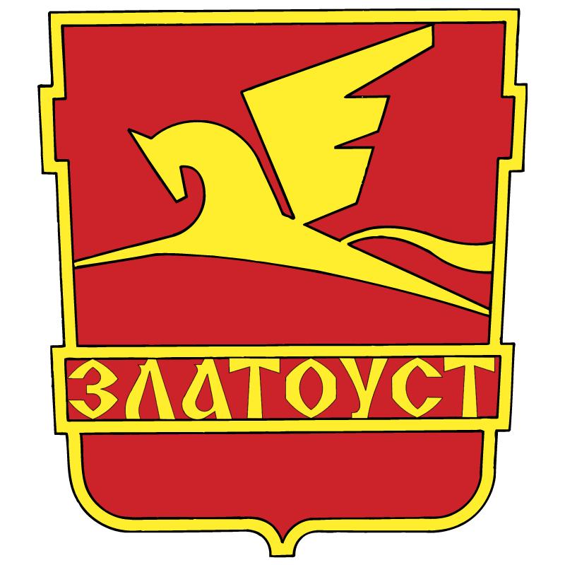 Zlatoust vector logo