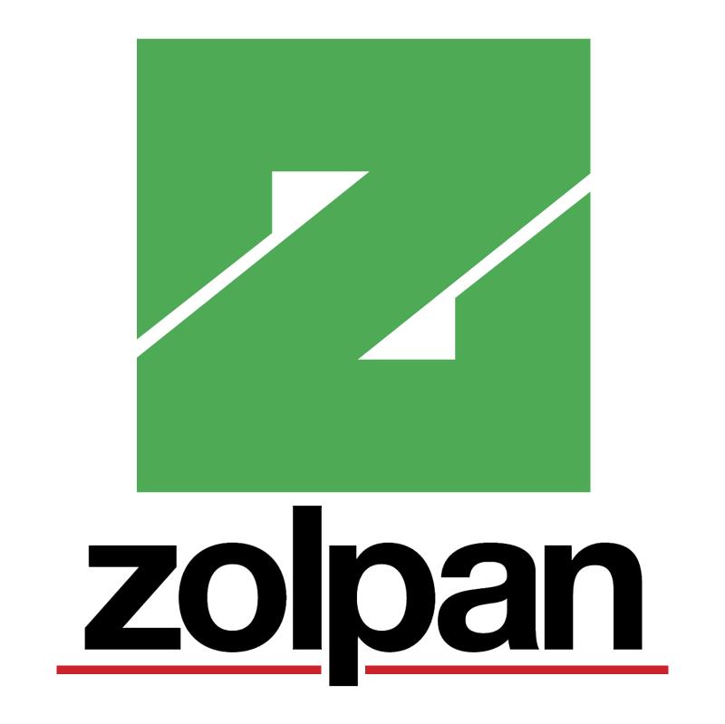 Zolpan vector logo