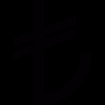 Turkish Lira vector logo