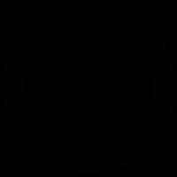 tiny power symbol vector