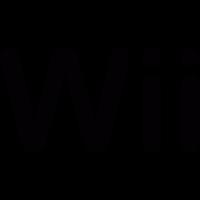 Wii logotype vector