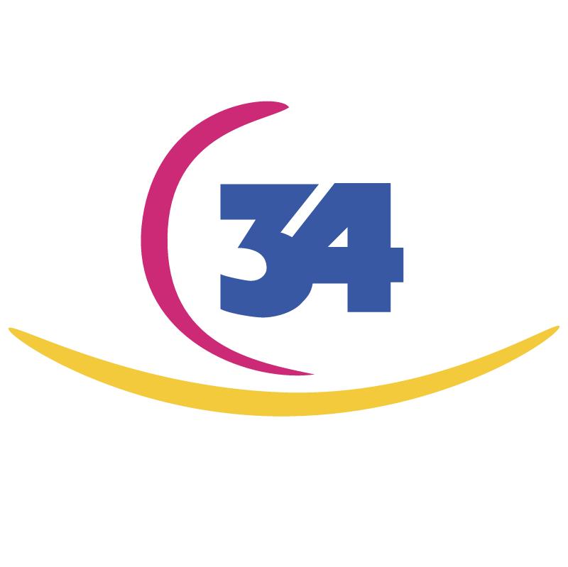 34 vector